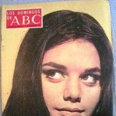 Coleccionismo de Los Domingos de ABC: LOS DOMINGOS DE ABC, AGOSTO 1972. LA CIA, HIJA DE MARIA MONTEZ, DON PIO, CEMENTERIO MARINO, GAD...... Lote 32725148