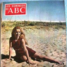 Coleccionismo de Los Domingos de ABC: LOS DOMINGOS DE ABC, AGOSTO 1970, SANCHEZ-ALBORNOZ, JOSELITO Y BELMONTE, INGLATERRA EN EUROPA........ Lote 32784715