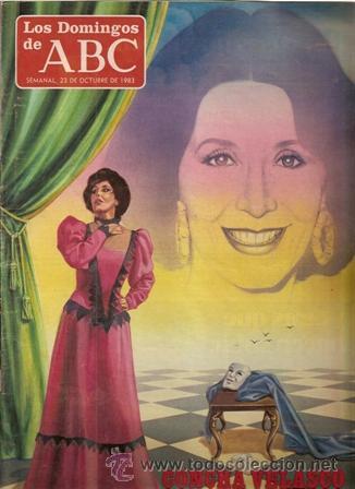 LOS DOMINGOS DE ABC, 23 DE OCTUBRE DE 1983 (Coleccionismo - Revistas y Periódicos Modernos (a partir de 1.940) - Los Domingos de ABC)