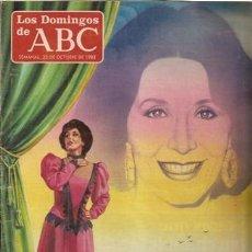 Coleccionismo de Los Domingos de ABC: LOS DOMINGOS DE ABC, 23 DE OCTUBRE DE 1983. Lote 33162508