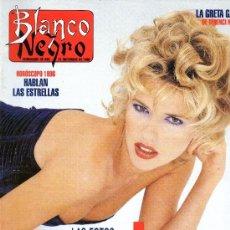 Collectionnisme de Los Domingos de ABC: SEMANARIO DE ABC BLANCO Y NEGRO 31 DICIEMBRE 1995. Lote 33202560