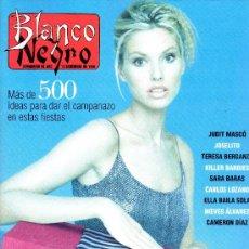 Collectionnisme de Los Domingos de ABC: SEMANARIO DE ABC BLANCO Y NEGRO 15 DICIEMBRE 1996. Lote 33211247