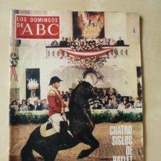 Coleccionismo de Los Domingos de ABC: LOS DOMINGOS DE ABC SEPTIEMBRE 1972. Lote 33421563