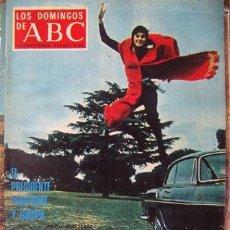 Coleccionismo de Los Domingos de ABC: LOS DOMINGOS DE ABC. SEMANAL, 25 DE ABRIL DE 1971. Lote 34016394