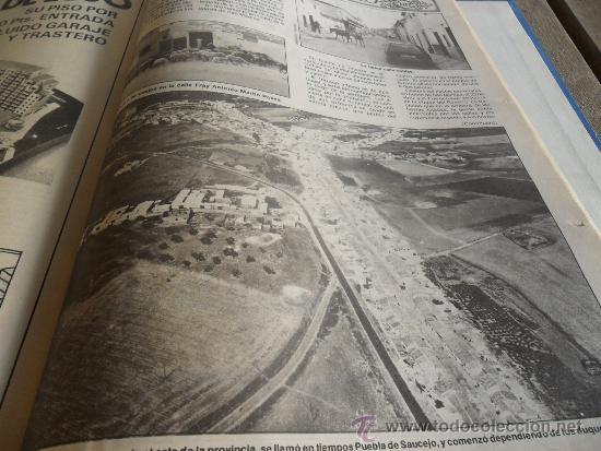 Coleccionismo de Los Domingos de ABC: TOMO CON LA RECOPILACION DE LO EDITADO POR ABC EN LOS AÑOS 1981 1982 SEVILLA PUEBLO A PUEBLO - Foto 7 - 34307034