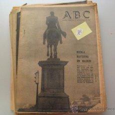 Coleccionismo de Los Domingos de ABC: ABC 27 DICIEMBRE 196719676,00 € . Lote 34525393