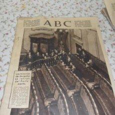 Coleccionismo de Los Domingos de ABC: PERIODICO ABC. Lote 34681167