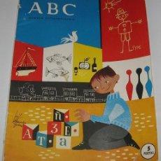 Coleccionismo de Los Domingos de ABC: ABC EXTRAORDINARIO 1962, ESPECIAL JUEGOS. Lote 38708231