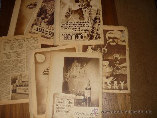 Coleccionismo de Los Domingos de ABC: LOTE DE 7 ABC EL DIA DE LA VICTORIA Nº EXTRAORDINARIO 1941 42 49 50 ETC CON FRANCO P. DE RIVERA ETC - Foto 6 - 34748512