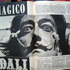 Coleccionismo de Los Domingos de ABC: LOS DOMINGOS DE ABC 1970 / SALVADOR DALI, PACO RABAL, AURORA BAUTISTA, URTAIN. Lote 34776092