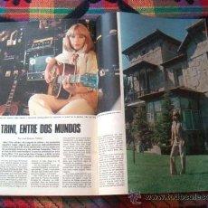 Coleccionismo de Los Domingos de ABC: LOS DOMINGOS DE ABC 1978 / MARI TRINI. Lote 34776717