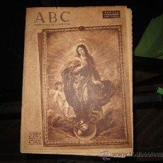 Coleccionismo de Los Domingos de ABC: REVISTA ABC. MADRID, DOMINGO 7 DE DICIEMBRE DE 1952. Lote 34793341