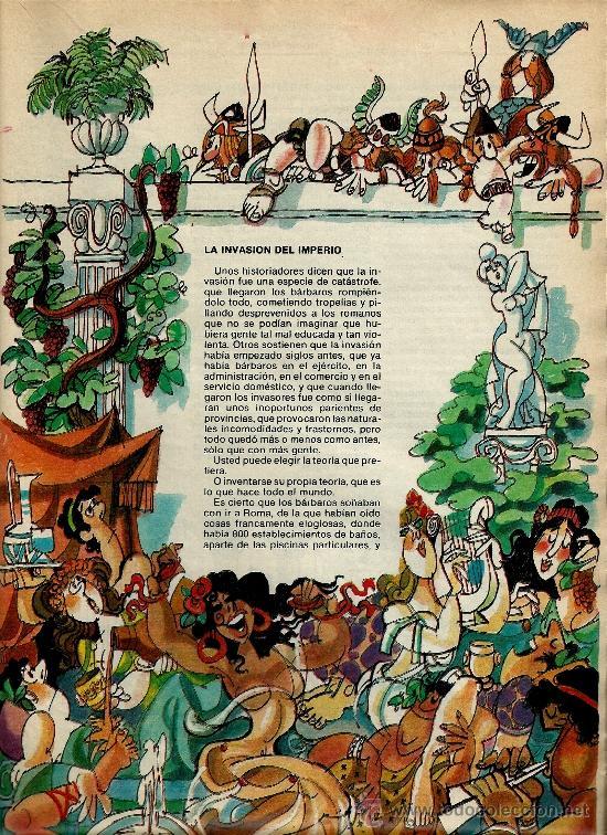 MINGOTE.HISTORIA DE LA GENTE.LOS DOMINGOS DE ABC (Coleccionismo - Revistas y Periódicos Modernos (a partir de 1.940) - Los Domingos de ABC)