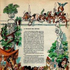 Coleccionismo de Los Domingos de ABC: MINGOTE.HISTORIA DE LA GENTE.LOS DOMINGOS DE ABC. Lote 35219041