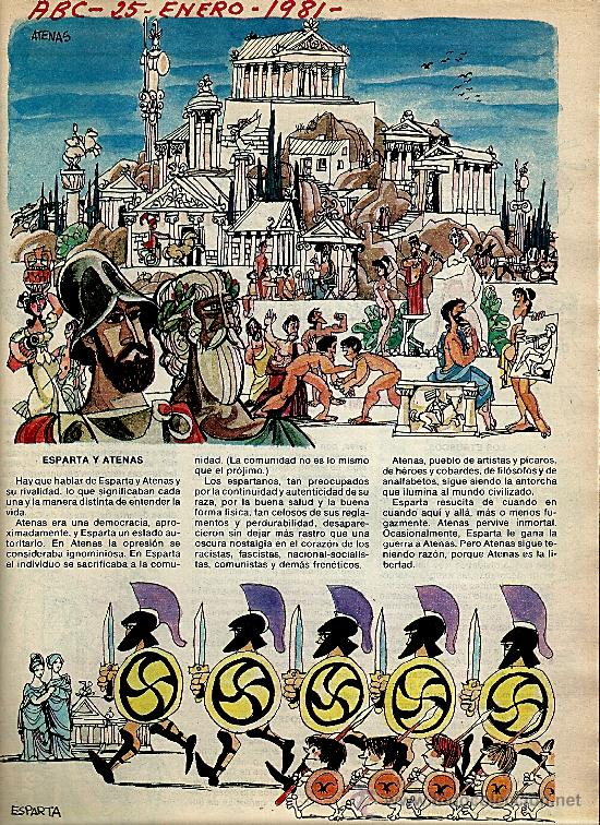 Coleccionismo de Los Domingos de ABC: MINGOTE.HISTORIA DE LA GENTE.LOS DOMINGOS DE ABC - Foto 5 - 35219041