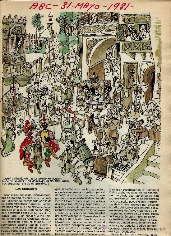 Coleccionismo de Los Domingos de ABC: MINGOTE.HISTORIA DE LA GENTE.LOS DOMINGOS DE ABC - Foto 6 - 35219041
