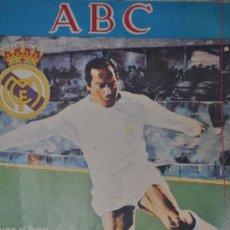 Coleccionismo de Los Domingos de ABC: HISTORIA VIVA DEL REAL MADRID COLECCION ABC. Lote 35480763