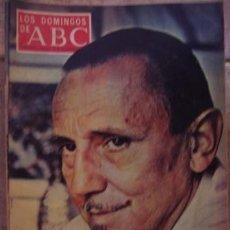 Coleccionismo de Los Domingos de ABC: LOS DOMINGOS DE ABC, 26 DE SEPTIEMBRE DE 1971. Lote 35672959