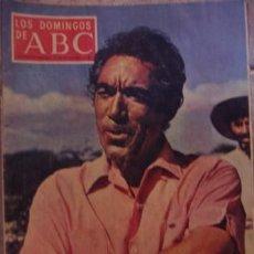 Coleccionismo de Los Domingos de ABC: LOS DOMINGOS DE ABC, 19 DE SEPTIEMBRE DE 1971. Lote 35673008