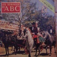 Coleccionismo de Los Domingos de ABC: LOS DOMINGOS DE ABC, 18 DE ABRIL DE 1971. Lote 35673403