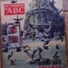 Coleccionismo de Los Domingos de ABC: LOS DOMINGOS DE ABC, 4 DE ABRIL DE 1971. Lote 35674429