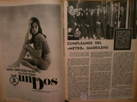 Coleccionismo de Los Domingos de ABC: ABC. SUPLEMENTO.1969.LENIN,MAO,STALIN,BREZNEV,H.S.-ISSERSTED,ALFONSO XII,SIDNEY POLTIER,EL TENIS - Foto 5 - 36707660