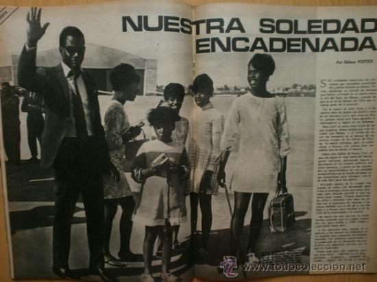 Coleccionismo de Los Domingos de ABC: ABC. SUPLEMENTO.1969.LENIN,MAO,STALIN,BREZNEV,H.S.-ISSERSTED,ALFONSO XII,SIDNEY POLTIER,EL TENIS - Foto 6 - 36707660