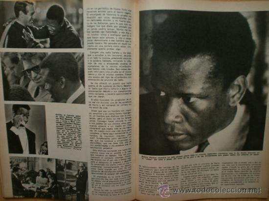 Coleccionismo de Los Domingos de ABC: ABC. SUPLEMENTO.1969.LENIN,MAO,STALIN,BREZNEV,H.S.-ISSERSTED,ALFONSO XII,SIDNEY POLTIER,EL TENIS - Foto 7 - 36707660