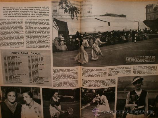 Coleccionismo de Los Domingos de ABC: ABC. SUPLEMENTO.1969.LENIN,MAO,STALIN,BREZNEV,H.S.-ISSERSTED,ALFONSO XII,SIDNEY POLTIER,EL TENIS - Foto 9 - 36707660