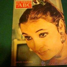 Coleccionismo de Los Domingos de ABC: AMPARO PAMPLONA- LOS DOMINGOS DE ABC. Lote 36905717