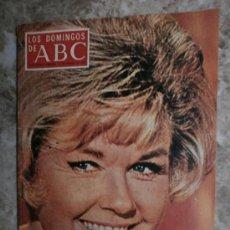 Coleccionismo de Los Domingos de ABC: ABC. SUPLEMENTO.1970.DORIS DAY,A.BUERO,ALFONSO XIII,J.PEÑA,T.RABAL,E.BAEZA,R.ZAMORA,LA CONTRAHECHA.. Lote 36979862