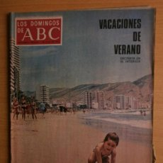 Collectionnisme de Los Domingos de ABC: ABC. SUPLEMENTO.1973.FERNANDO REY,CLARA SUÑER,M.SUMMERS,A.GADES,E.COHEN,J.IGLESIAS,MASSIEL,M.MARTIN.. Lote 37122704
