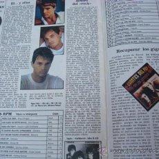Coleccionismo de Los Domingos de ABC: MIGUEL BOSÉ- LOS DOMINGOS DE ABC. Lote 37253430