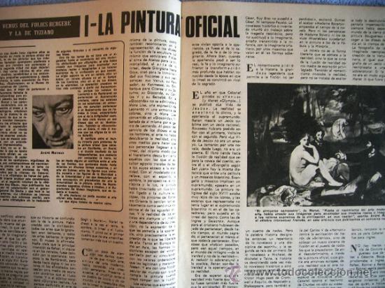 Coleccionismo de Los Domingos de ABC: LOS DOMINGOS DE ABC, JULIO 1973. MALRAUX, MADARIAGA, COSTA FLEMING, LESLIE CARON, GARCIA PAVON...... - Foto 4 - 37408903