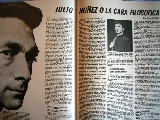 Coleccionismo de Los Domingos de ABC: LOS DOMINGOS DE ABC, JULIO 1973. MALRAUX, MADARIAGA, COSTA FLEMING, LESLIE CARON, GARCIA PAVON...... - Foto 7 - 37408903
