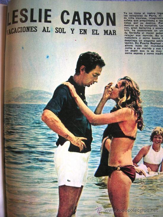 Coleccionismo de Los Domingos de ABC: LOS DOMINGOS DE ABC, JULIO 1973. MALRAUX, MADARIAGA, COSTA FLEMING, LESLIE CARON, GARCIA PAVON...... - Foto 8 - 37408903