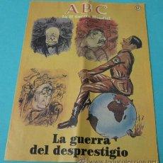 Coleccionismo de Los Domingos de ABC: LA GUERRA DEL DESPRESTIGIO. FASCÍCULO Nº 57 COLECCIÓN LA II GUERRA MUNDIAL. ABC. Lote 37651273