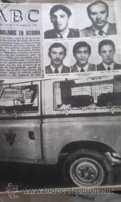 Coleccionismo de Los Domingos de ABC: Lote de 8 periódicos ABC MADRID DE 1978 Y UNO DE 1980 - Foto 4 - 38112213