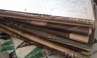 Coleccionismo de Los Domingos de ABC: Lote de 8 periódicos ABC MADRID DE 1978 Y UNO DE 1980 - Foto 9 - 38112213