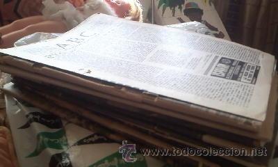 Coleccionismo de Los Domingos de ABC: Lote de 8 periódicos ABC MADRID DE 1978 Y UNO DE 1980 - Foto 10 - 38112213