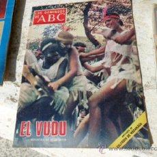 Coleccionismo de Los Domingos de ABC: REVISTA ABC SUPLEMENTO SEMANAL 10 FEBRERO 1974 R-228. Lote 38466406