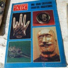 Coleccionismo de Los Domingos de ABC: REVISTA LOS DOMINGOS DE ABC SUPLEMENTO SEMANAL 11 MARZO 1979 R-229. Lote 38466441