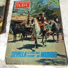 Coleccionismo de Los Domingos de ABC: REVISTA LOS DOMINDOS DE ABC SUPLEMENTO SEMANAL 18 ABRIL 1971 R-230. Lote 38466505