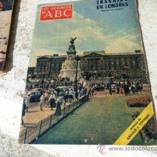 Coleccionismo de Los Domingos de ABC: REVISTA LOS DOMINGOS DE ABC SUPLEMENTO SEMANAL 31 MARZO 1974 R-231. Lote 38466571