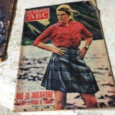 Coleccionismo de Los Domingos de ABC: REVISTA LOS DOMINGOS DE ABC SUPLEMENTO SEMANAL 11 NOVIEMBRE 1973 R-232. Lote 38466658