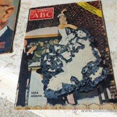 Coleccionismo de Los Domingos de ABC: REVISTA LOS DOMINGOS DE ABC SUPLEMENTO SEMANAL 13 ENERO 1974 R-233. Lote 38466715