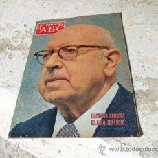 Coleccionismo de Los Domingos de ABC: REVISTA LOS DOMINGOS DE ABC SUPLEMENTO SEMANAL 20 ENERO AÑO? R-234. Lote 38466808