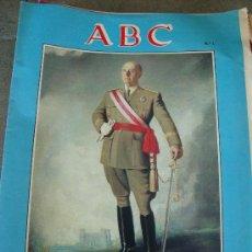 Coleccionismo de Los Domingos de ABC: ABC VIDA DE FRANCO. 52 FASCICULOS. Lote 38680363