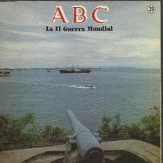 Coleccionismo de Los Domingos de ABC: FASCICULO ABC - LA II GUERRA MUNDIAL - 50 AÑOS DESPUES - Nº 29. Lote 38788011