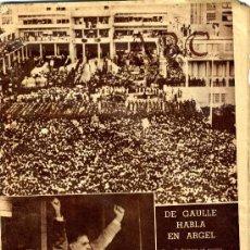 Coleccionismo de Los Domingos de ABC: ABC NÚMERO 1.958. Lote 38944742